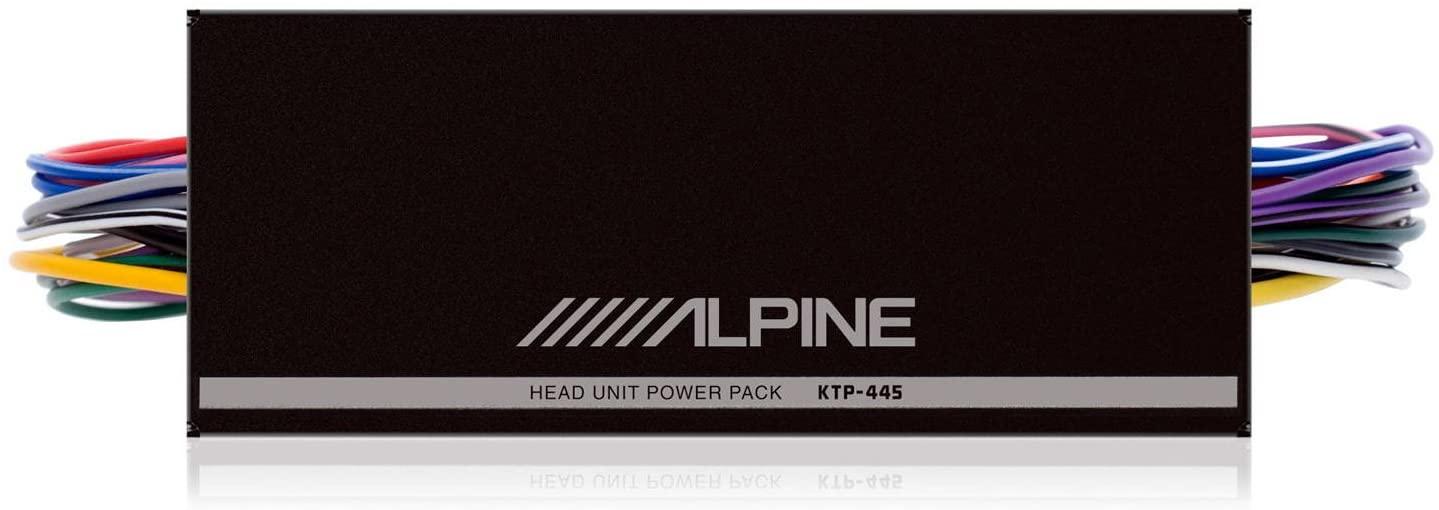 Alpine Power Pack Mini Amplifier